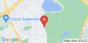 Google static map for Lilleywhite Funeral Service