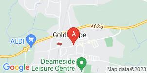 Google static map for Ian Hammerton Funeral Directors, Goldthorpe