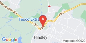 Google static map for Middleton & Wood Funeral Directors, Borsdane House