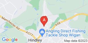 Google static map for Alan Jones Funeral Directors, Danesbrook House