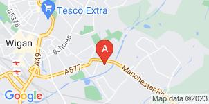 Google static map for Middleton & Wood Funeral Directors, Egerton House