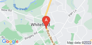 Google static map for Paul Williams Independent Funeral Directors Ltd