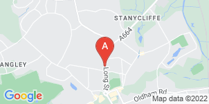 Google static map for S Wellens & Sons Funeral Directors, Middleton