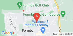 Google static map for Coyne Bros Funeral Directors, Formby