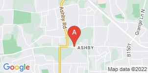 Google static map for Cleary's Funeral Service