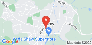 Google static map for Robert Nuttall Funeral Service