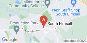 Google static map for E V Fox & Sons Funeral Directors