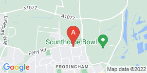 Google static map for The Co-operative Funeralcare, Scunthorpe Old Crosby