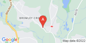 Google static map for Fred Haymer Funeral Services, Bolton Darwen Rd