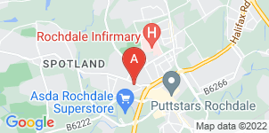 Google static map for Owen Devaney & Son Funeral Service