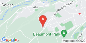 Google static map for A.E Cooper & Son Funeral Services