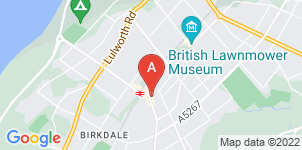 Google static map for Broadbent & Seddon Funeral Directors