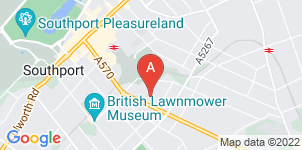 Google static map for Moisters of Southport Ltd