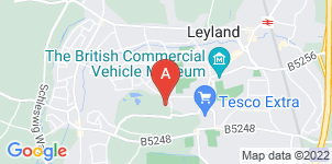 Google static map for McKenna Funeral Directors