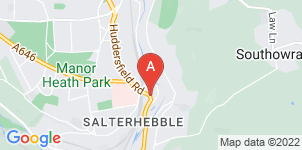 Google static map for Amanda Dalby Funeral Services