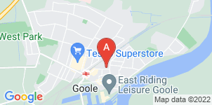 Google static map for A Fletcher & Sons Funeral Directors
