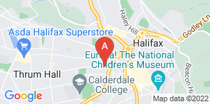 Google static map for Melia Funeral Services