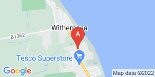 Google static map for B Theobald Withernsea & District Funeral Service