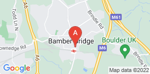 Google static map for Ian Wilde Independent Funeral Directors Ltd
