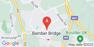 Google static map for H & G Wilde Funeral Directors