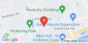 Google static map for M Garton & Son Funeral Directors, Hessle Road