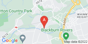 Google static map for Blackburn Funeral Services Ltd