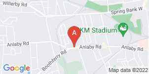Google static map for M Garton & Son Funeral Directors, Anlaby Road