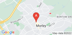 Google static map for Morley Funeral Services