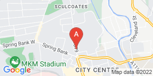 Google static map for A Shepherd & Sons Funeral Directors