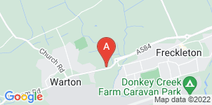 Google static map for Marsdens Funeral Home
