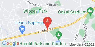 Google static map for Gateway Funeral Services, Wibsey