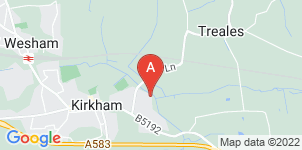 Google static map for Andrew Belshaw's Funeral Planning & Services