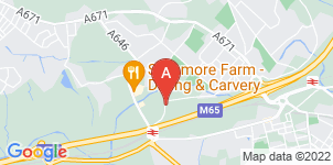 Google static map for Burnley & District Funeral Services