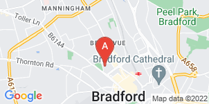 Google static map for Muslim Funeral Service