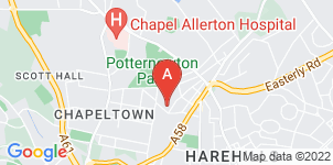 Google static map for Al-Hassan Funeral Services