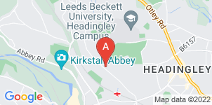 Google static map for Affordable Funerals, Headingley