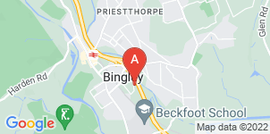 Google static map for Andrew M Ellershaw Independent Family Funeral Director