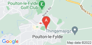Google static map for Box Bros Ltd, Poulton-le-Fylde