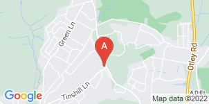 Google static map for Affordable Funerals, Cookridge