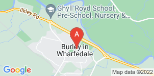 Google static map for White Rose Funeral Service