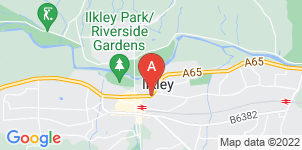 Google static map for John Whitham Funeral Director in association with Jacksons Funeral Services