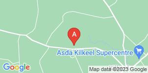 Google static map for N Doran Funeral Director