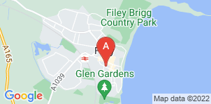 Google static map for A Haxby & Sons Funeral Directors, Filey