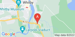 Google static map for Graeme Buckle Funeral Directors, Whitby