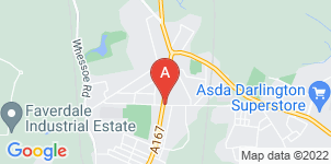 Google static map for Saint & Forster Funeral Directors