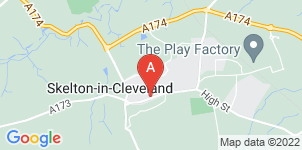 Google static map for The Co-operative Funeralcare, Skelton