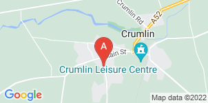 Google static map for Eastwood Funeral Directors