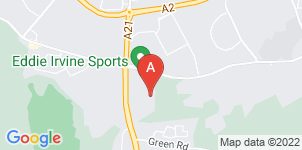 Google static map for Barry McBratney Funeral Directors