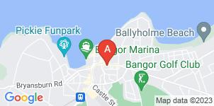 Google static map for North Down Funeral Directors & Memorial Masons