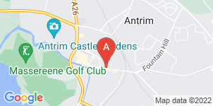 Google static map for Bairds of Antrim